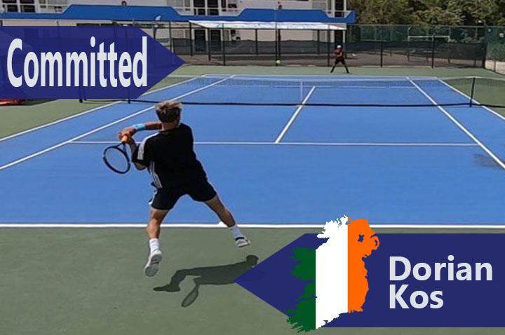 Dorian Kos Player Poster[8289]